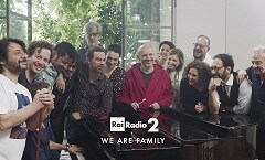 Radio2, We Are Family - Backstage