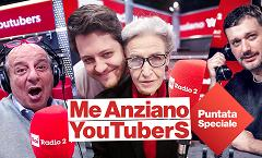 Me Anziano You TuberS Live 2 aprile