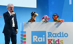 Lo show di Radio Kids a Cartoons on the Bay