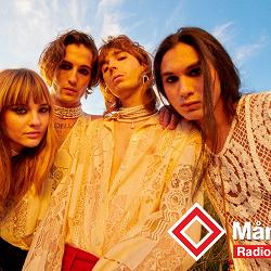 Radio2 Social Club- Maneskin, Esplosione rock