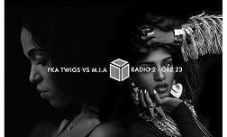 M.I.A. VS FKA TWIGS
