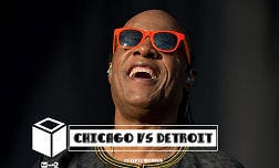 CHICAGO VS DETROIT