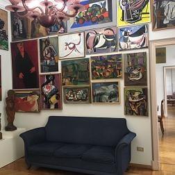 Casa Museo Boschi Di Stefano.Le Meraviglie In Cammino Per L Italia La Casa Museo Boschi Di