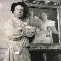 Icilio Federico Joni, uno dei più grandi creatori di falsi nell'arte antica (sopratutto toscana).