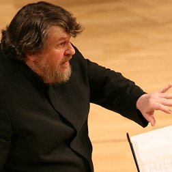 Oliver Knussen, Requiem, Songs for Sue con Carlo Boccadoro