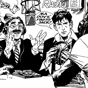 Dylan Dog - Necropolis