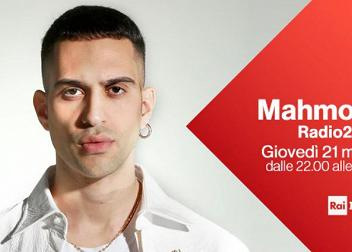 Mahmood a Radio2 Live