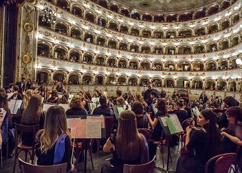 Nuove audizioni per l'EUYO -  European Union Youth Orchestra