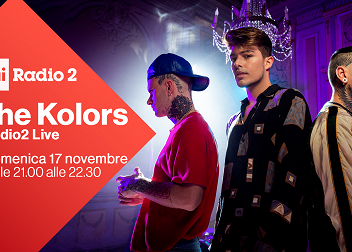 The Kolors a Radio2 Live