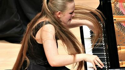 2019 Cliburn International Junior Piano Competition