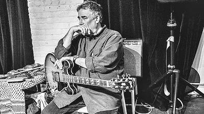 Jazz Festival di Torino 2019 - Fred Frith: Solo Electric Guitar