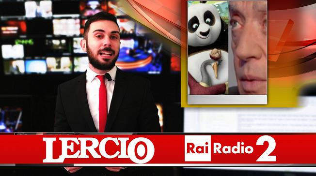 LercioNews a Radio2 Social Club - 25 marzo 2016