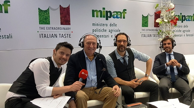 Radio2 Decanter al Vinitaly 2017