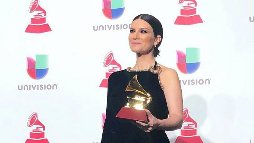 Laura Pausini trionfa al Grammy Awards 2018