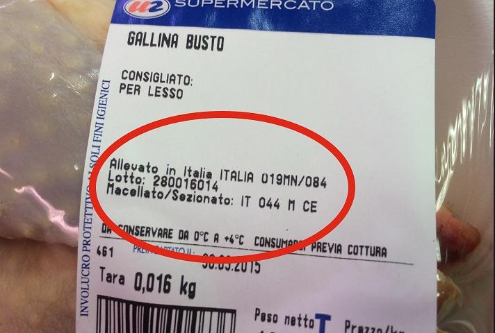 cibo ed etichetta d'origine: un regolamento ue spazza via tutti i