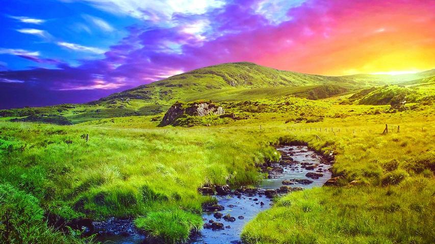Paesaggi virtuali classicaradio rai radio 3 raiplay for Disegni colorati paesaggi