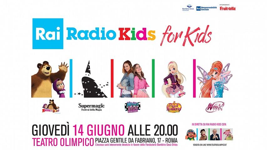 Resultado de imagen de radio kids for kids