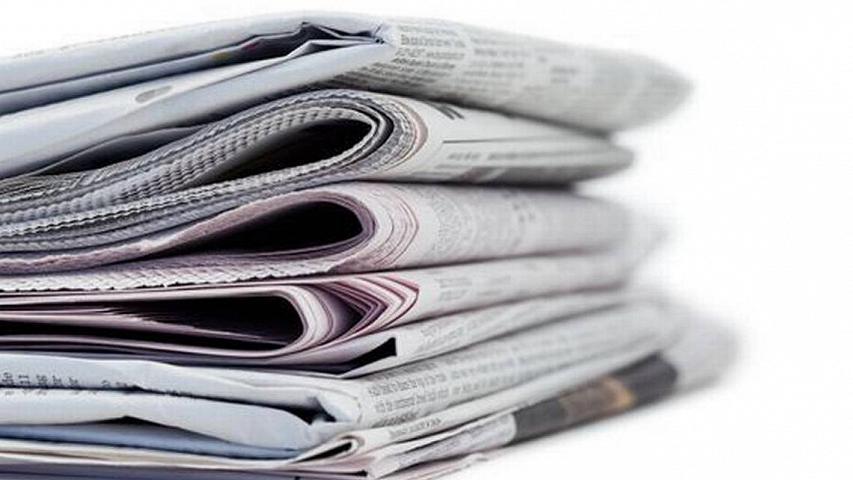 Rassegna Stampa del 29 Novembre Prima pagina Rai Radio 3