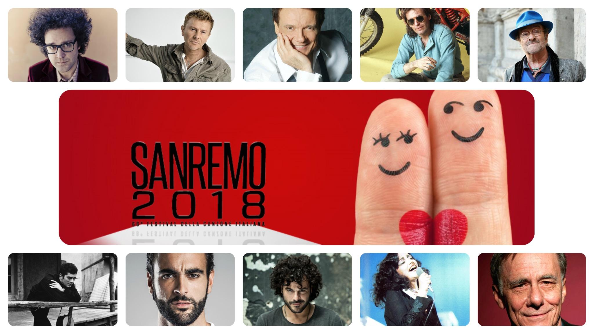 10 Della Del D'amore Più Sanremo 2018Le Storia Belle Canzoni trdBxChsQ